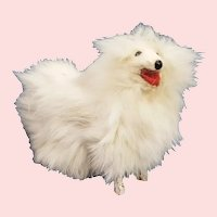 Fashion Doll 5 1/2' Salon Companion Fur Dog - Dollhouse - Sale