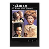 """""""In Character"""" by Florence Theriault - French Bebe and German Character Dolls"""