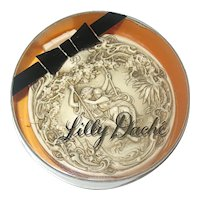 """Beautiful Lily Dache """"Loving Touch"""" Powder Compact - Perfect in Presentation Box"""