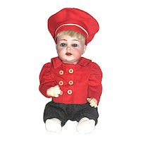 """Super Cute Kammer Reinhardt K*R 12"""" Character Baby Doll - FREE Shipping"""
