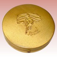 "Lazell ""As the Petals"" Powder Compact ~ Dancing Beauty"