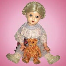 "UNIS (S.F.B.J.) Twirp Character Doll 247 - Rare Version ""Incassables"" Head"