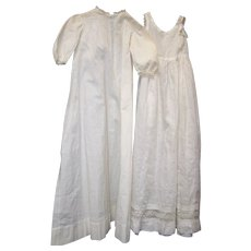 Baby Christening Gown and under dress