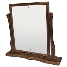 Picture Frame Tilt Stand Alone 8 x 10 1940's