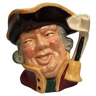 Royal Doulton Toby Mug Pitcher Town Crier