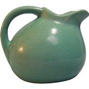 Vintage Pottery Tilt Ball Creamer