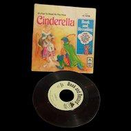 Book and Record Read Along Cinderella