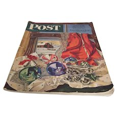 Saturday Evening Post Magazine December 1943