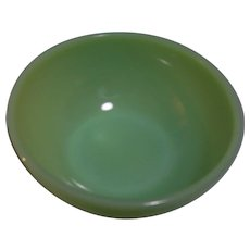 Fire King Jadeite Cereal Bowl
