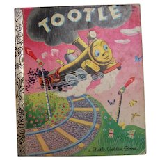 Tootle Little Golden Book by Gertrude Crampton