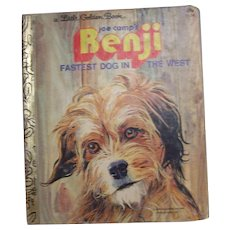 Little Golden Book Benji