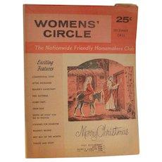 Womens' Circle December 1963