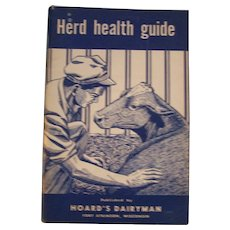 Hoard's Dairyman Herd Health Guide  1957