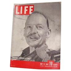 Life Magazine July 21 1941