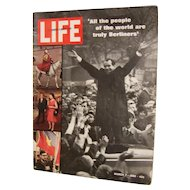 Life Magazine March 7 1969  Nixon