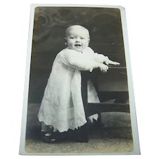 Real Photo Baby Postcard