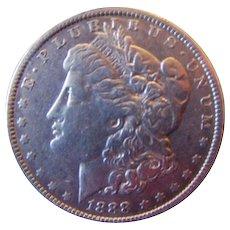 Morgan Silver Dollar 1888 O