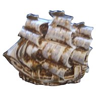 TV Lamp Sailing Ship