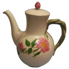 Franciscan Desert Rose Coffee Pot - Red Tag Sale Item