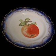Transfer Apple Salad Plate