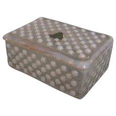 Moonstone Opalescent Trinket Cigarette Box Depression