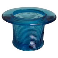 Blue Top Hat Toothpick Holder Japan