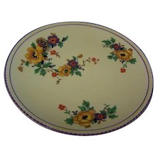 Crown Pottery Company Salad Plate CP9 6 29