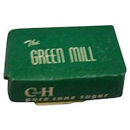Sugar Cube Advertisement The Green Mill C & H Pure Cane