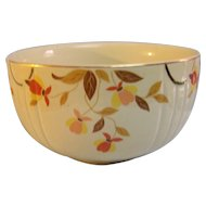 Hall Jewel Tea Mixing bowl Large