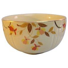 Hall Jewel Tea Mixing bowl Large