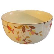 Hall Autumn Leaf Mixing Bowl Medium