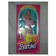 Vintage Superstar Kissing Barbie Doll NRFB