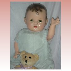 Rare Effanbee Baby Evelyn Effanbee Doll Composition Baby