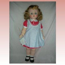 Vintage Madame Alexander Kelly Doll All Original