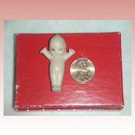 Vintage All Bisque Action Kewpie Doll