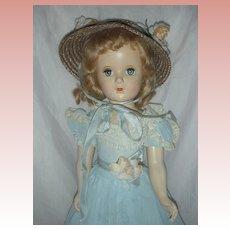 Vintage Madame Alexander Princess Margaret Rose Doll All Original 1940s