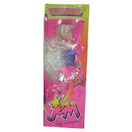 NRFB Vintage Jem Doll by Hasbro