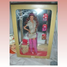 Christian Louboutin Barbie Doll with Accessories NRFB