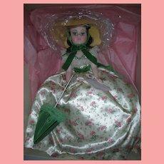 Madame Alexander Portrait Scarlett O'Hara Doll GWTW 21 Inch #2255 Picnic Dress Mint in Box Fashion Doll