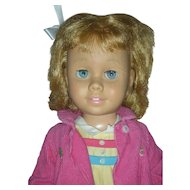 Vintage Early Prototype First Issue Chatty Cathy Doll