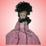 Vintage Madame Alexander 21 Inch Portrait Doll all original