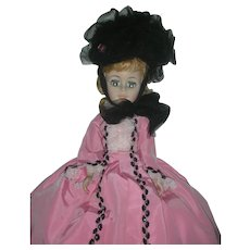 Vintage Madame Alexander 21 Inch Portrait Doll all original