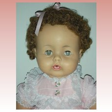 Rare 1959 Ideal Playtex Dryper Baby Doll PlayPal Family