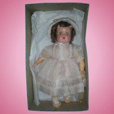 Vintage Madame Alexander Baby Genius Doll Mint in Box