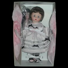 Madame Alexander Doll 8 inch Party Dress Wendy Doll NRFB
