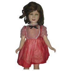 21 Inch Ideal Deanna Durbin Composition Doll Compo Dolls