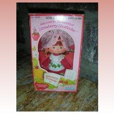 Vintage Kenner Strawberry Shortcake Doll 1980's NRFB