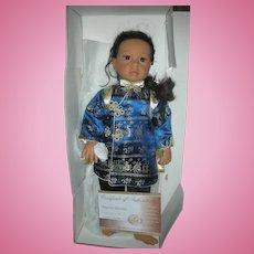 Rare Lee Middleton Imperial Splendor Doll Playpal Size 27 Inch Doll Artist