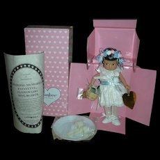 Effanbee Patsyette Doll Flower Girl Mint in Box