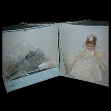 Madame Alexander Wendy Bride Doll Fabulous Fifties Trunk Set